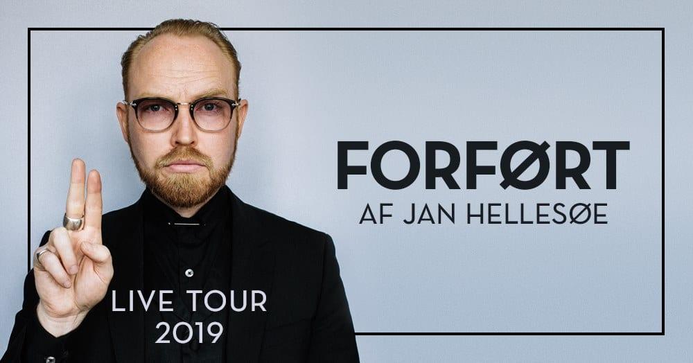 c83c293d2 Jan Hellesøe - FORFØRT 2019