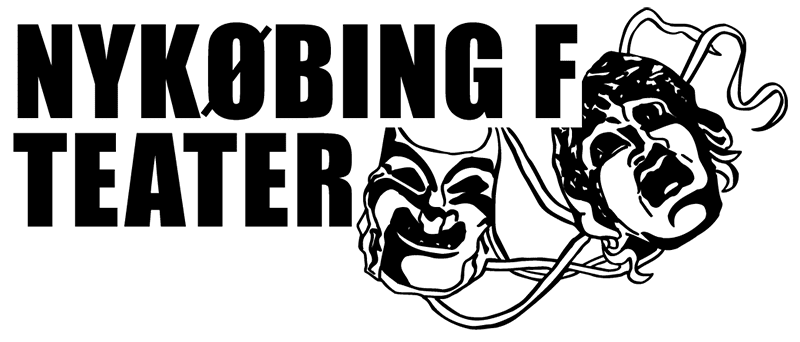 Nykøbing F. Teater Retina Logo